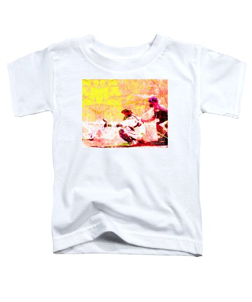 The Boys Of Summer 5d28228 The Catcher V2 Toddler T-Shirt