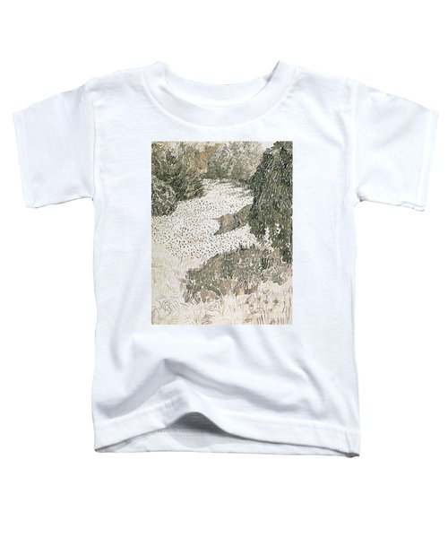 The Corner Of The Park Toddler T-Shirt