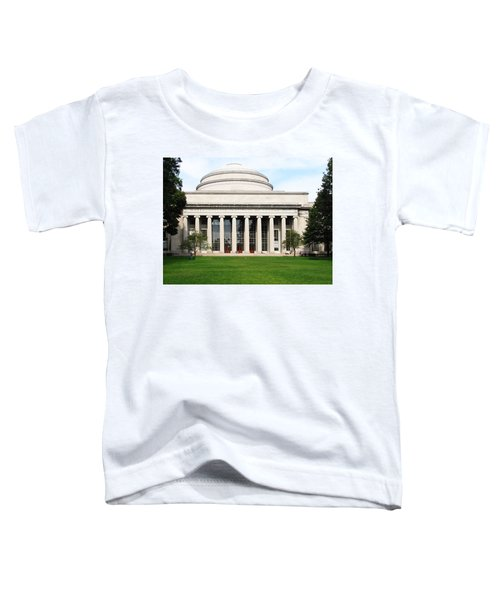 The Dome At Mit Toddler T-Shirt