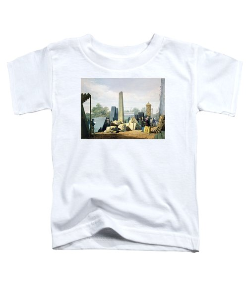 The Exterior, From Dickinsons Toddler T-Shirt by English School