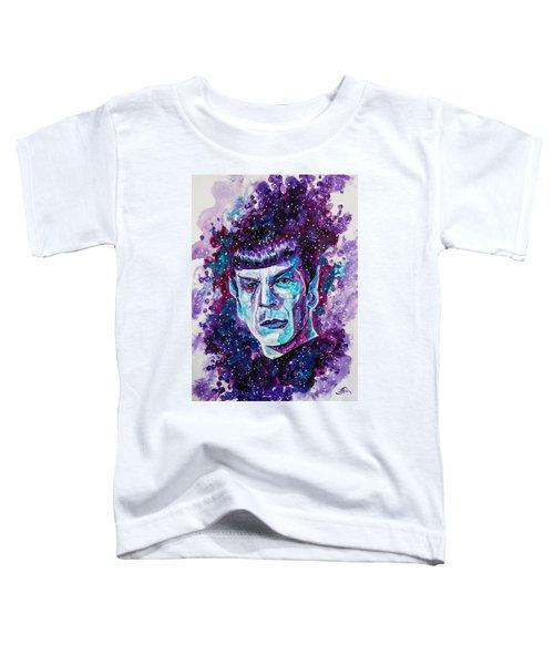 The Final Frontier Toddler T-Shirt