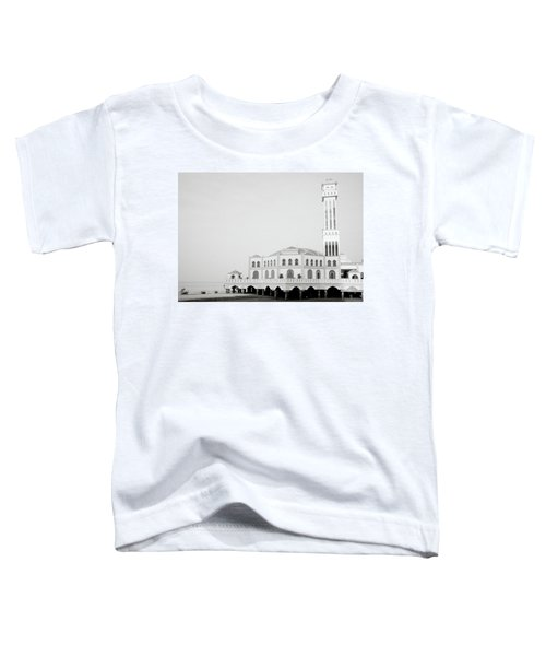 The Floating Mosque Toddler T-Shirt