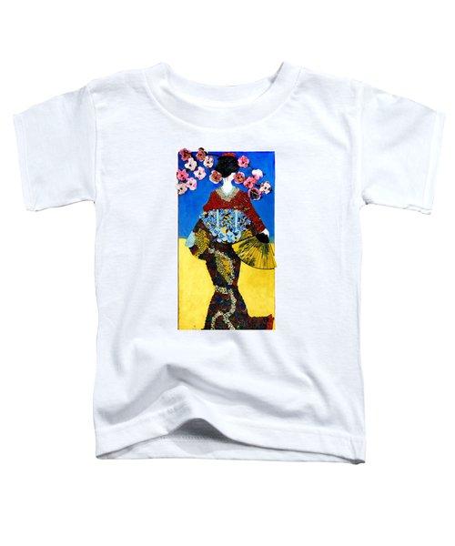 The Geisha Toddler T-Shirt