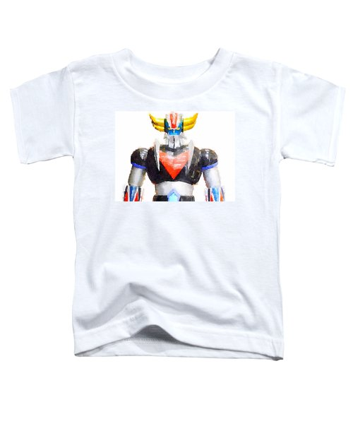 The Goldorak Toddler T-Shirt