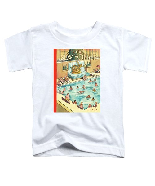 The Great Thaw Toddler T-Shirt