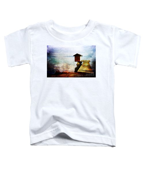 The Little Bath House Toddler T-Shirt