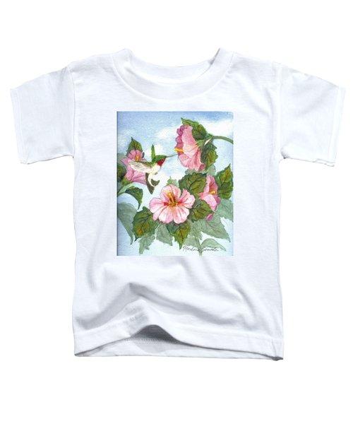 The Little Sipper Toddler T-Shirt