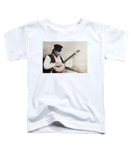 The Music Man Toddler T-Shirt