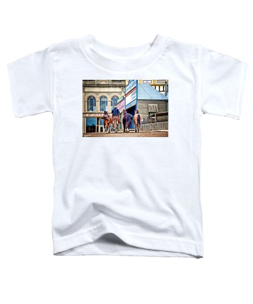 The Rider Toddler T-Shirt