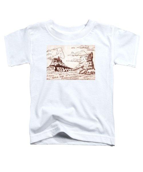 The Rocks Toddler T-Shirt