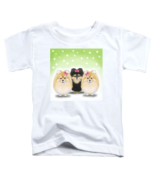 The Sisters Toddler T-Shirt