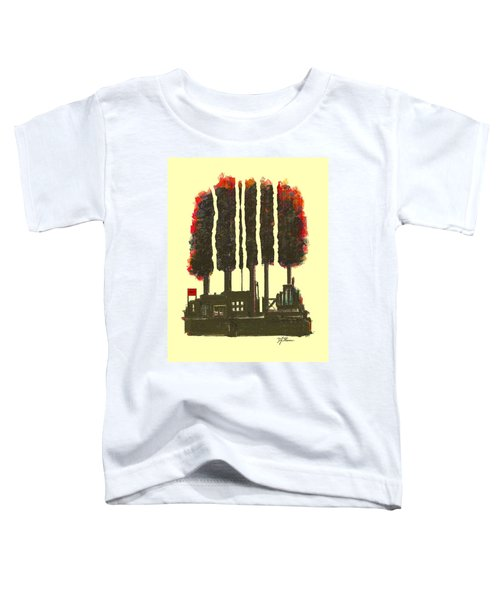 The Tree Factory  Number 12 Toddler T-Shirt