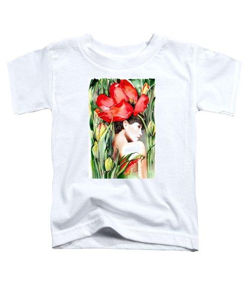 The Tulip Toddler T-Shirt