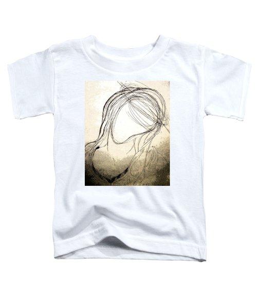 The Virgin Mary V Toddler T-Shirt