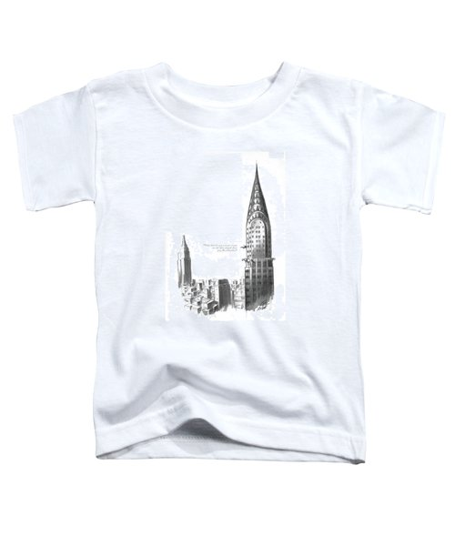 They Haven't Got A Single Tenant Toddler T-Shirt