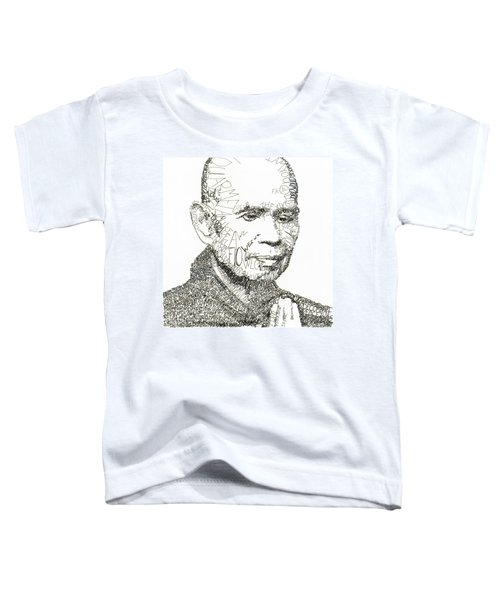 Thich Nhat Hanh Toddler T-Shirt