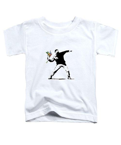 Throwing Love Toddler T-Shirt