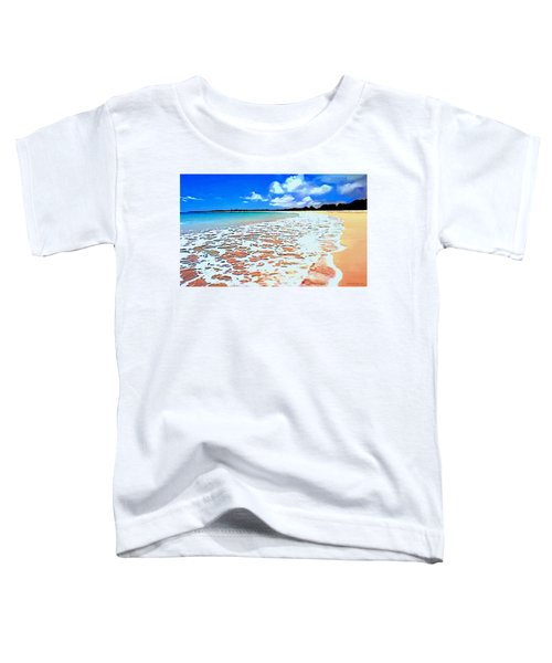 Tidal Lace Toddler T-Shirt