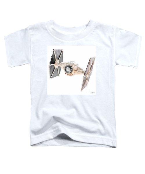 Tie Fighter Toddler T-Shirt