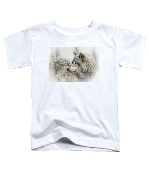 Timber Wolf Pictures 280 Toddler T-Shirt