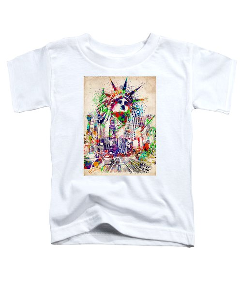 Times Square 3 Toddler T-Shirt