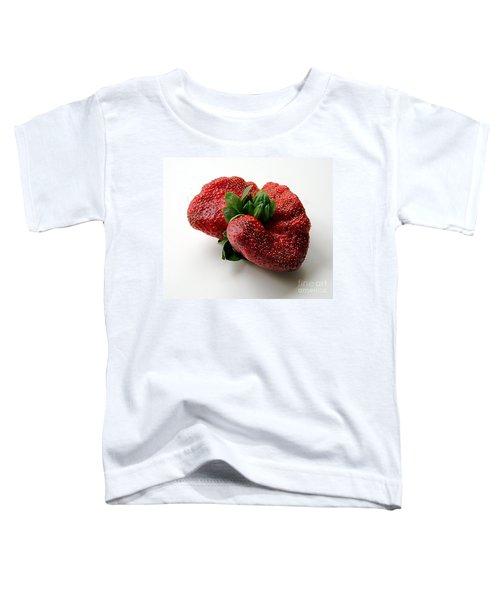 Tina's Strawberry Toddler T-Shirt