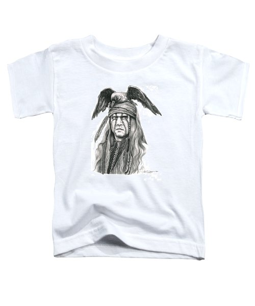 Tonto Toddler T-Shirt by Murphy Elliott