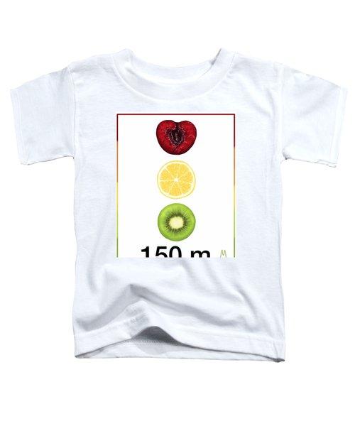 Traffic Light Toddler T-Shirt