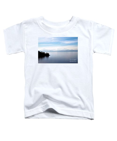 Tranquility - Lake Tahoe Toddler T-Shirt