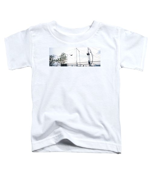 Trapeze School New York, Hudson River Toddler T-Shirt