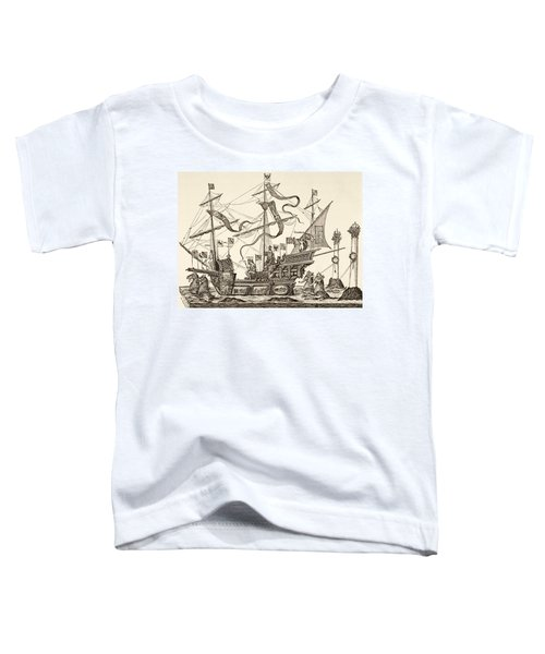 Triumphal Vessel Toddler T-Shirt