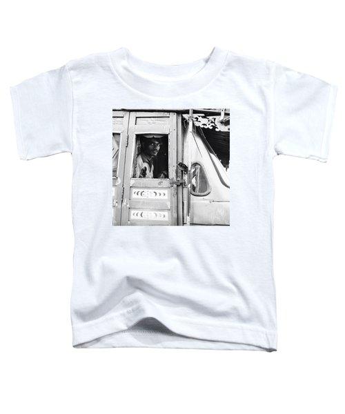 Truck Driver Toddler T-Shirt