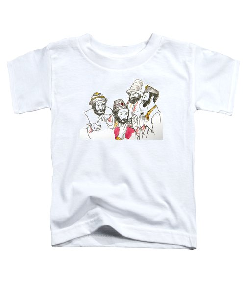 Tsar And Courtiers Toddler T-Shirt