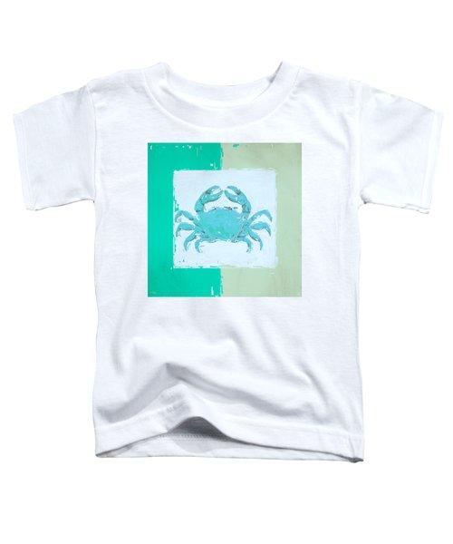 Turquoise Seashells Xv Toddler T-Shirt