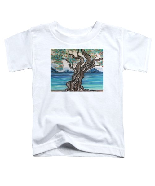 Twisted Tree Toddler T-Shirt