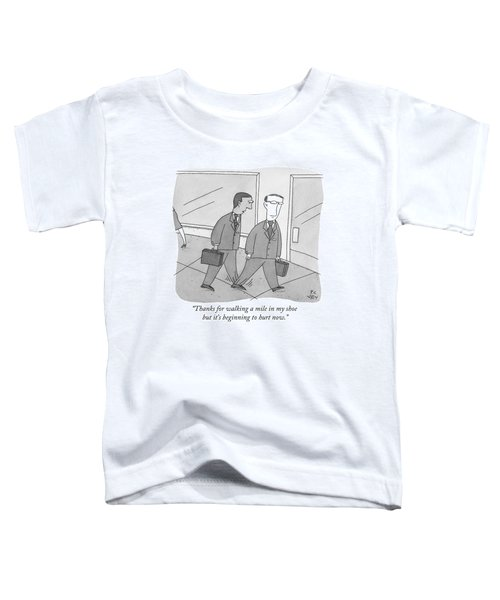 Two Businessmen Toddler T-Shirt