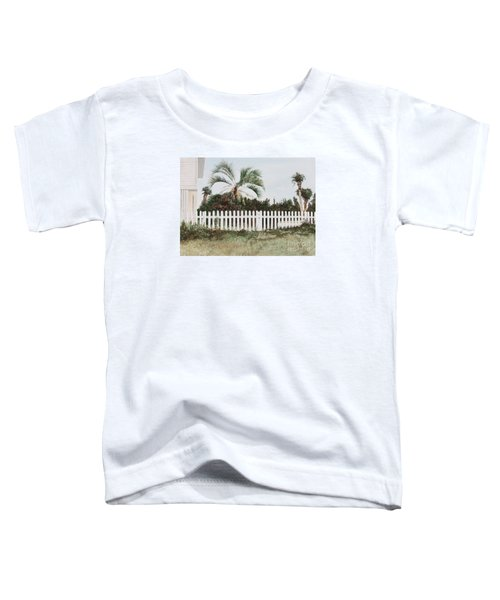Tybee Island Roses Toddler T-Shirt