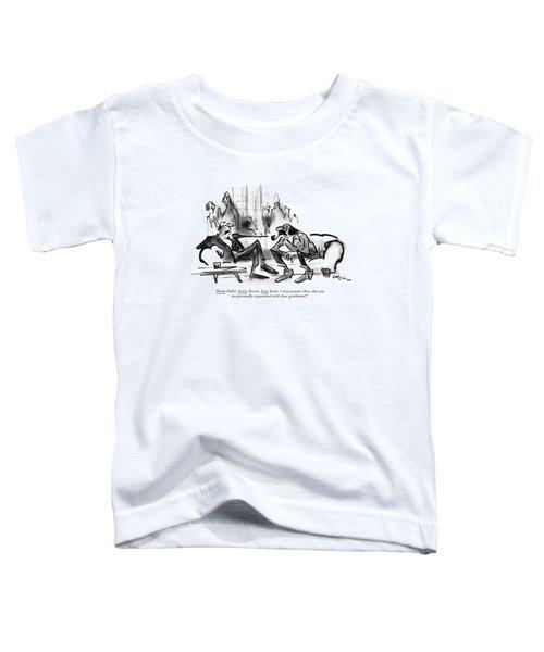 <u>bucky<$> Fuller. <u>scotty<$> Reston Toddler T-Shirt