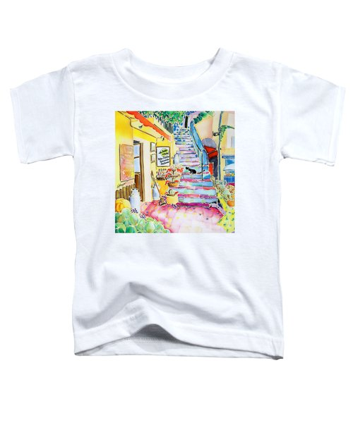 Un Coin De St-tropez Toddler T-Shirt