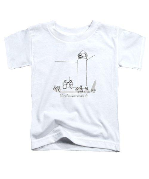 Unfortunately Toddler T-Shirt
