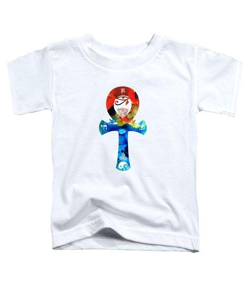 Unity 16 - Spiritual Artwork Toddler T-Shirt