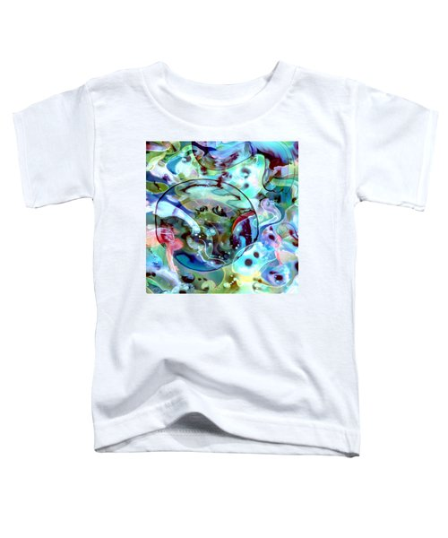 Crystal Blue Persuasion Toddler T-Shirt