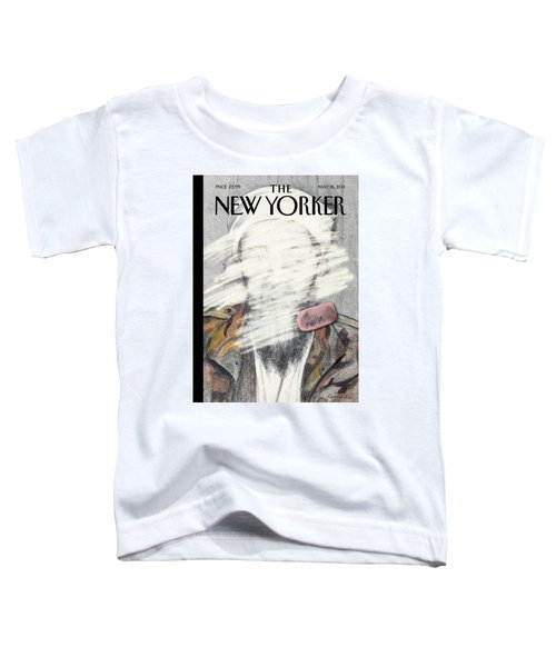 New Yorker May 16th, 2011 Toddler T-Shirt