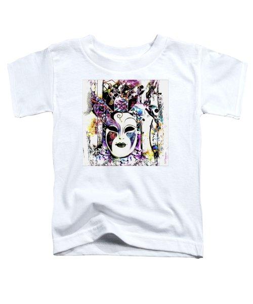 Venetian Mask Toddler T-Shirt
