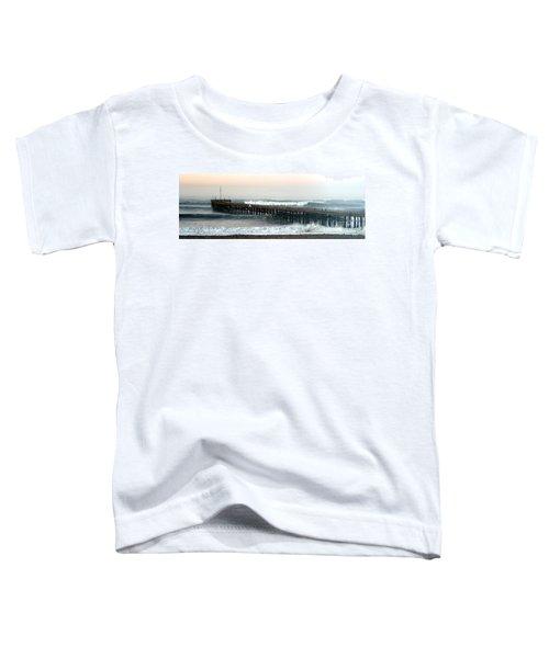 Ventura Storm Pier Toddler T-Shirt