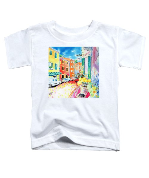 Ville Lumineuse Toddler T-Shirt