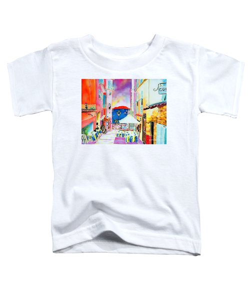 Villefranche Toddler T-Shirt