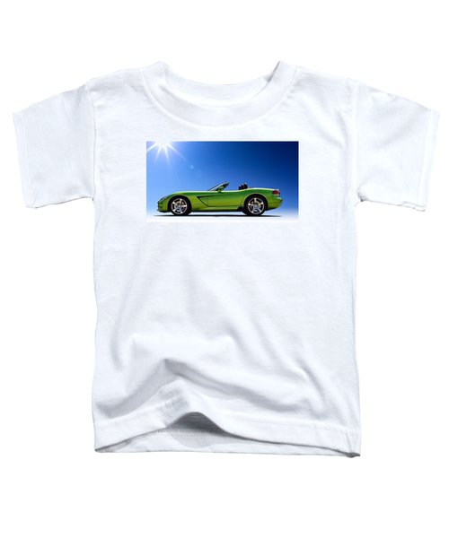 Viper Roadster Toddler T-Shirt