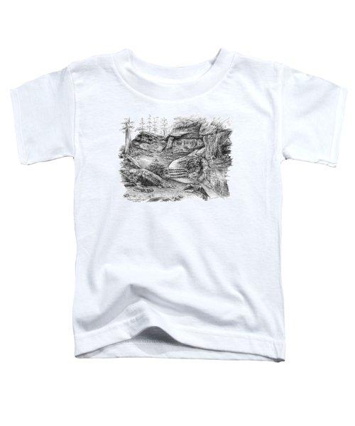 Virginia Kendall Ledges - Cuyahoga Valley National Park Toddler T-Shirt