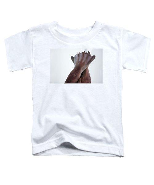 Walrus Rear Flippers, Odobenus Toddler T-Shirt